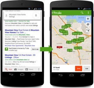 Google App Indexierung