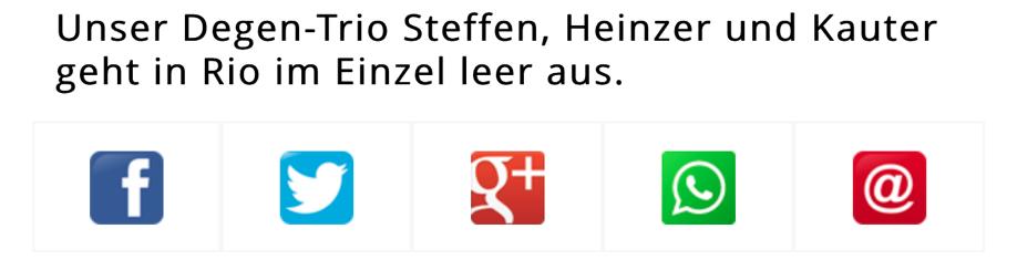 social-share-amp element auf blick.ch